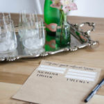 DIY Drink Labels (fit for a party!)