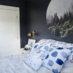 Navy Master Bedroom Refresh