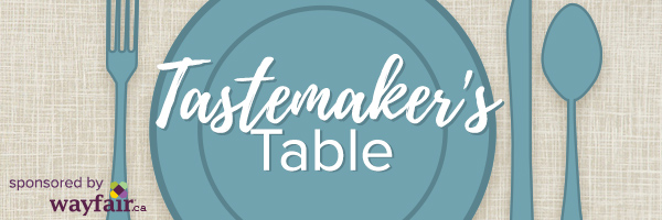 Wayfair Tastemaker's Table