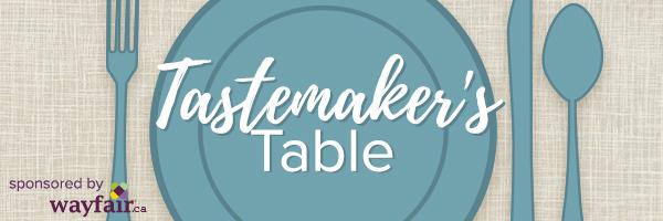 Wayfair Tastemaker's Table