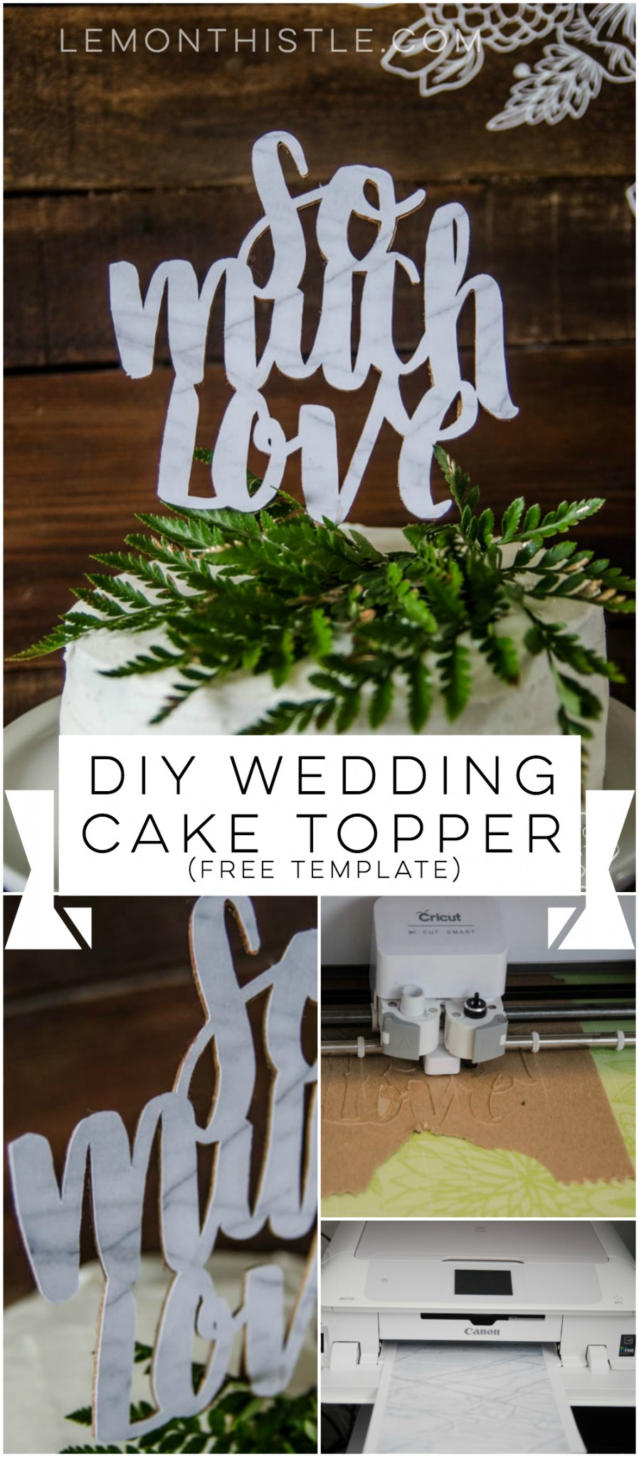 Camera Cake Topper Tutorial