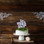 DIY Floral Rustic Backdrop for a Wedding