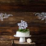 DIY Floral Rustic Backdrop for a Wedding