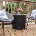 DIY Hexagon Side Table: Pallet Challenge
