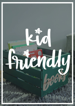 DIY for a Kid Friendly Home