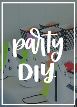 DIY for parties