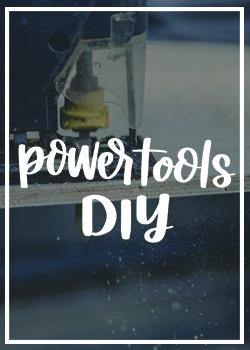 DIY Using Power Tools