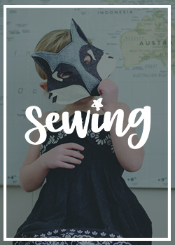 DIY that uses sewing