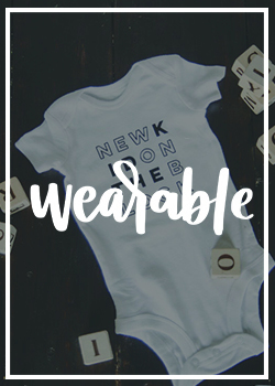 Wearable DIY