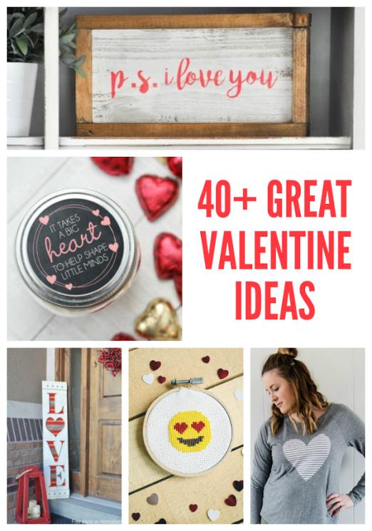 40+ rad valentines day ideas