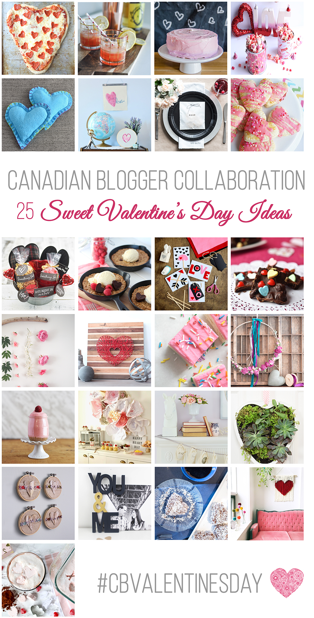 Such great ideas for valentines day! printables, crafts, and food- everything I need!