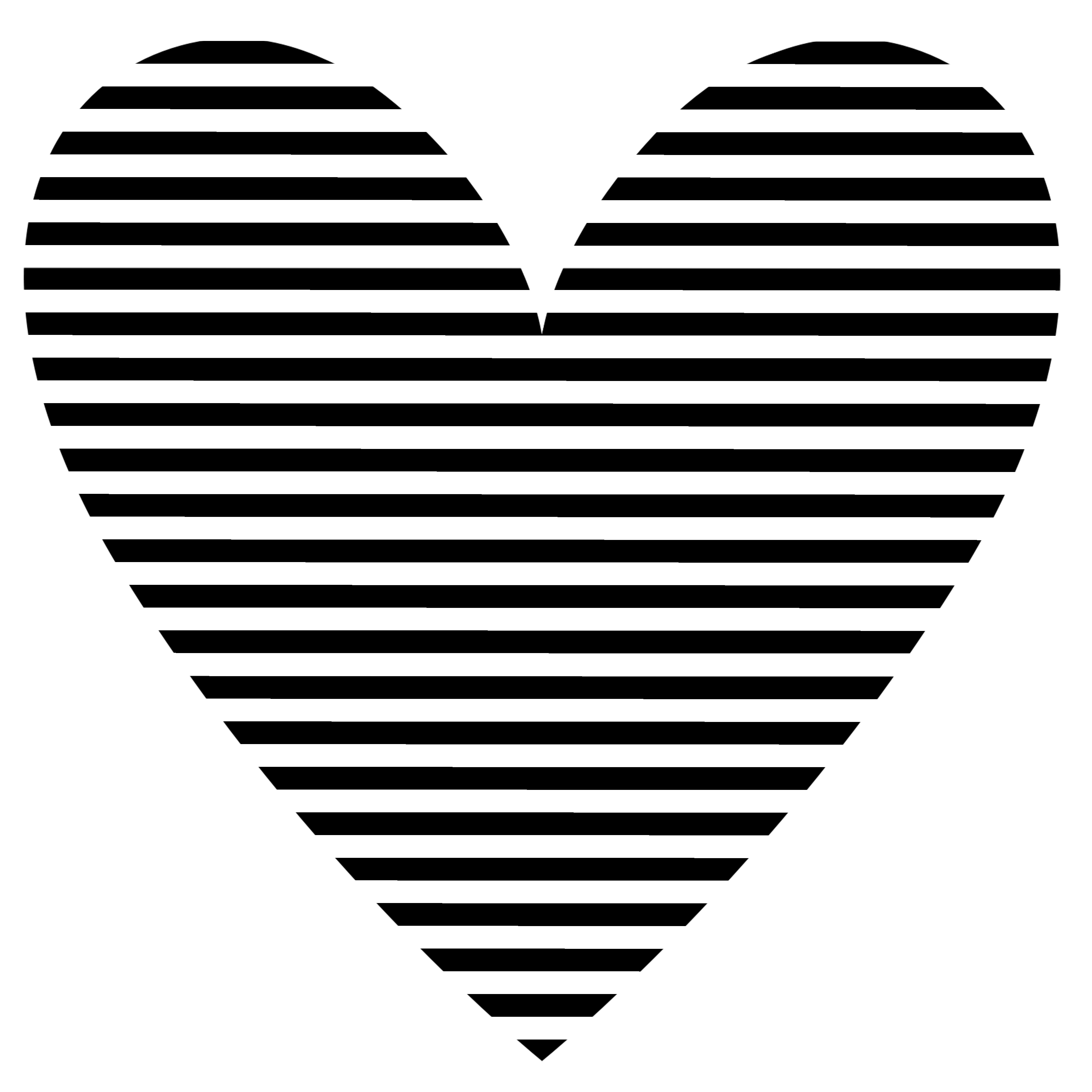 DIY Heart Shirts for Valentine's Day (the stripey kind ...