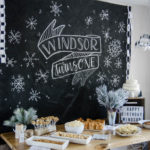 Windsor's Modern Rustic Winter Onederland