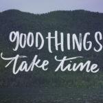Good Things Take Time: April Tech Wallpapers