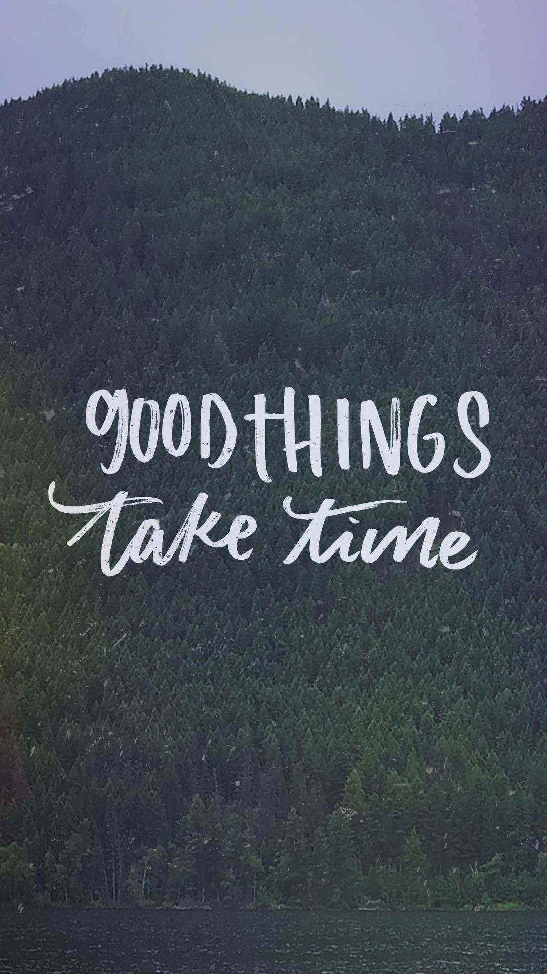 Good Things Take Time: April Tech Wallpapers - Lemon Thistle
