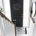 A DIY Split Level Entry Makeover: Before & After