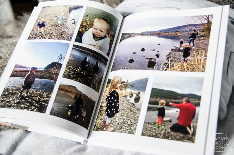 I LOVE this idea of family photo year books- so practical and these tips to organize your photos to get it done are so practical