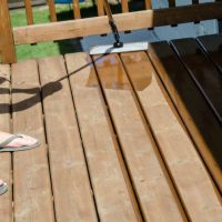 Tips on wooden deck materials and finishing (and refinishing!)