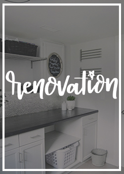 DIY Renovation