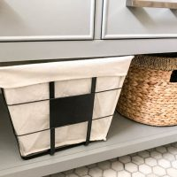 The challenge of open storage in bathrooms- tips and tricks and questions