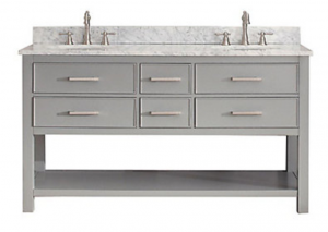 Avanity Brooks Double Vanity- Home Depot Canada