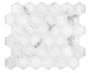 Home Depot Canada Marble Hexagon Tile
