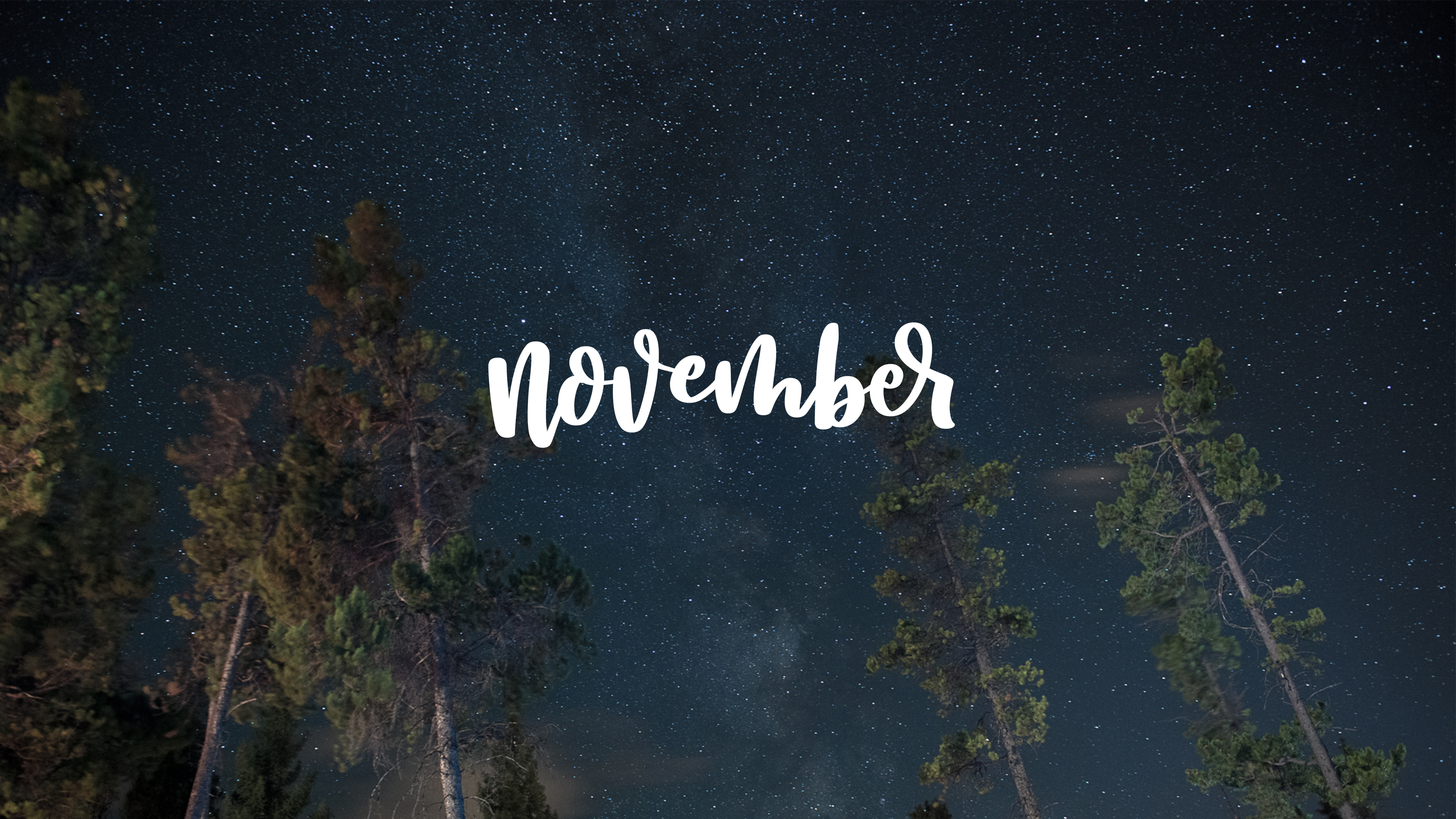 Be Curious, Not Judgmental- November Tech Wallpapers