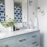 A Modern Bathroom Makeover: One Room Challenge Reveal!
