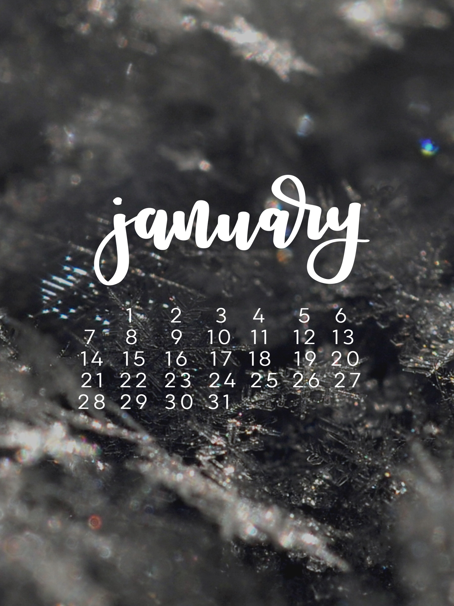 January Wallpaper 2018 Calendar Many HD Wallpaper