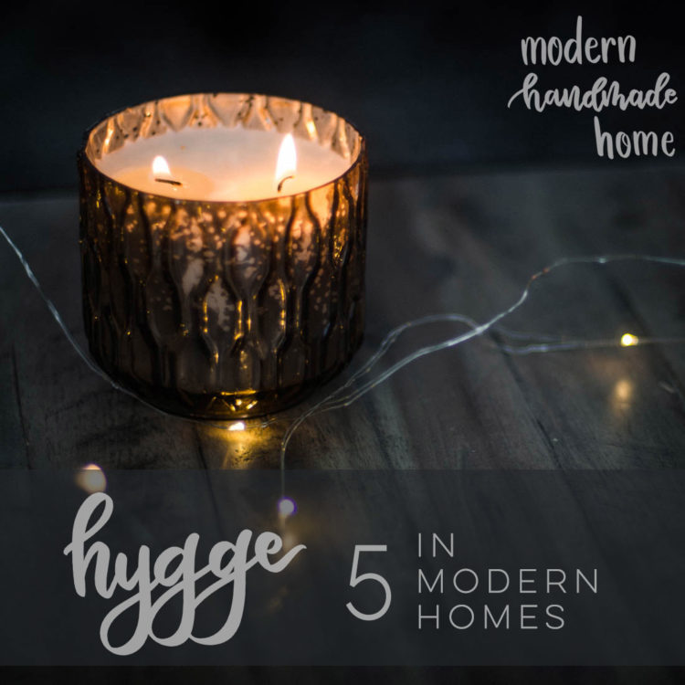 Hygge at home- 5 modern homes