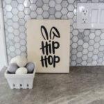 Spring Home Tour- Modern Pops of Black