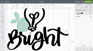 How to upload your own PNG image to cricut design space (screenshot tutorial)