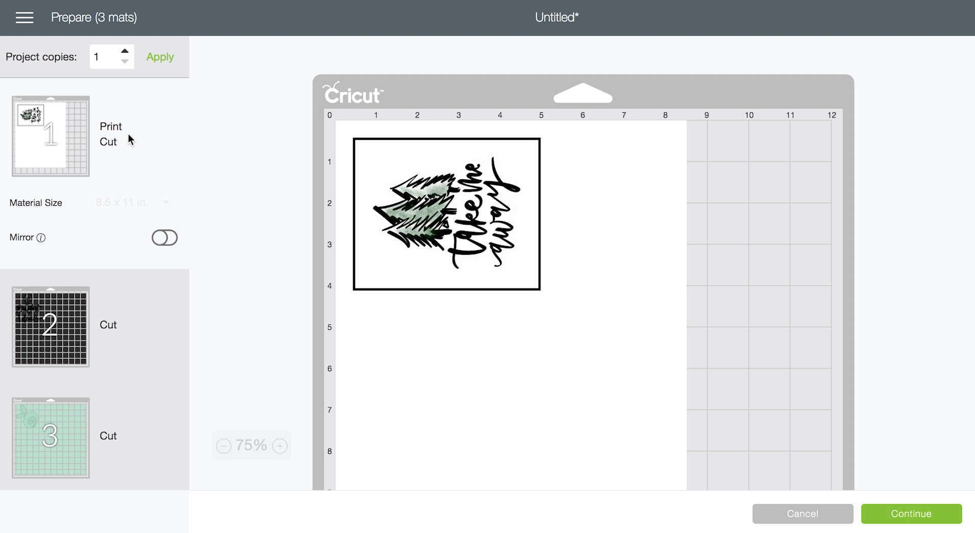 Cut out ANY Image | How to Upload Your Own Files to Cricut Design