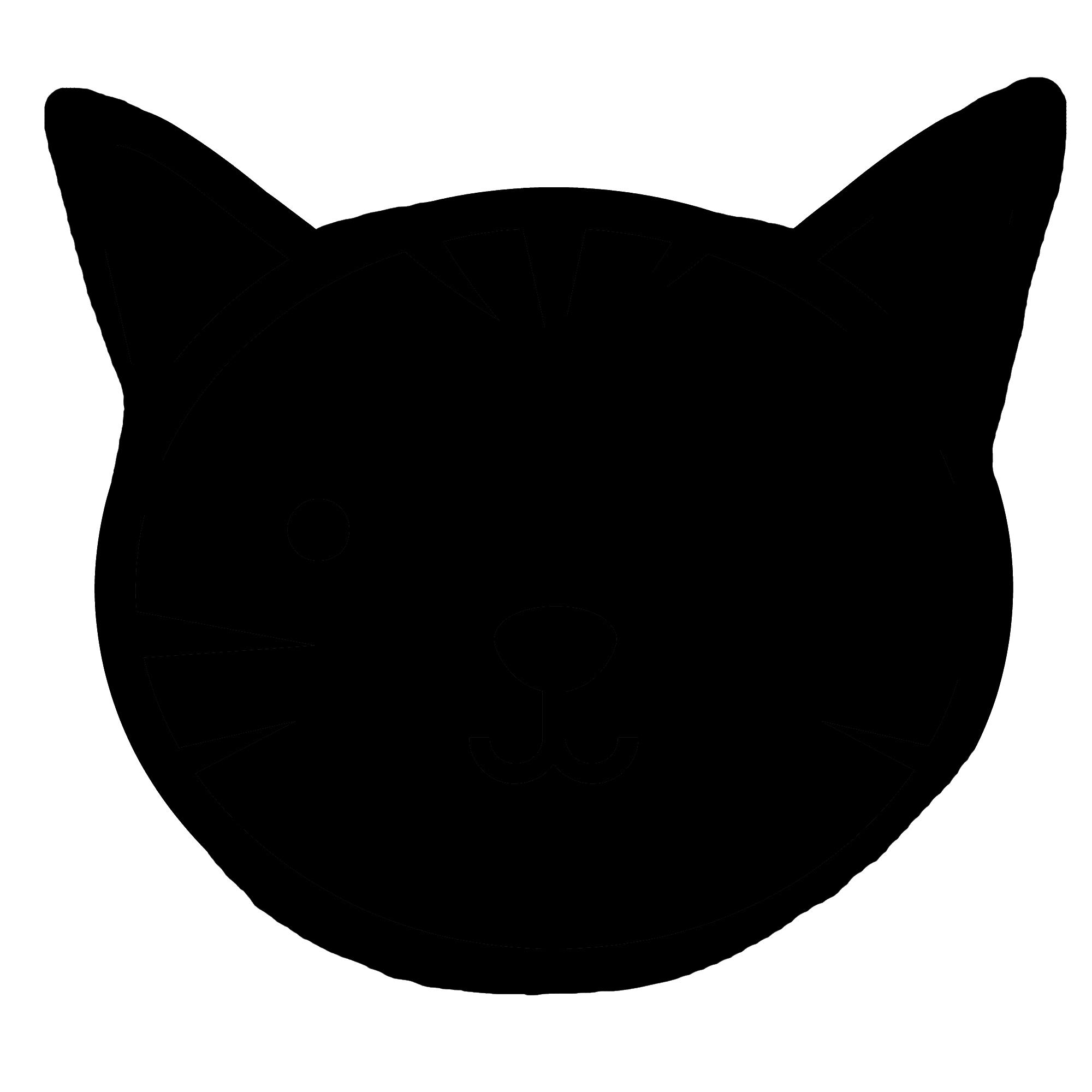 Diy Cat Banner Cat Birthday Party Decor Lemon Thistle