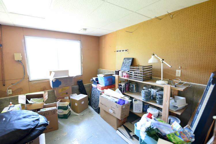 Studio Office Before Photos