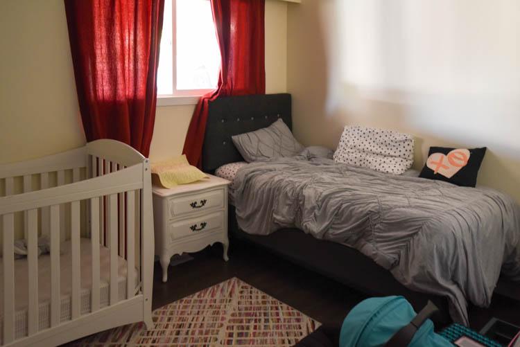 Kids Bedroom Before Photos