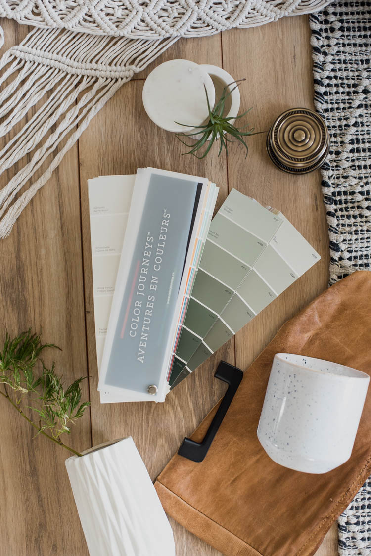 Tips to choose paint colours for your whole house