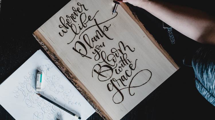 Wood Burning Tips from a Beginner