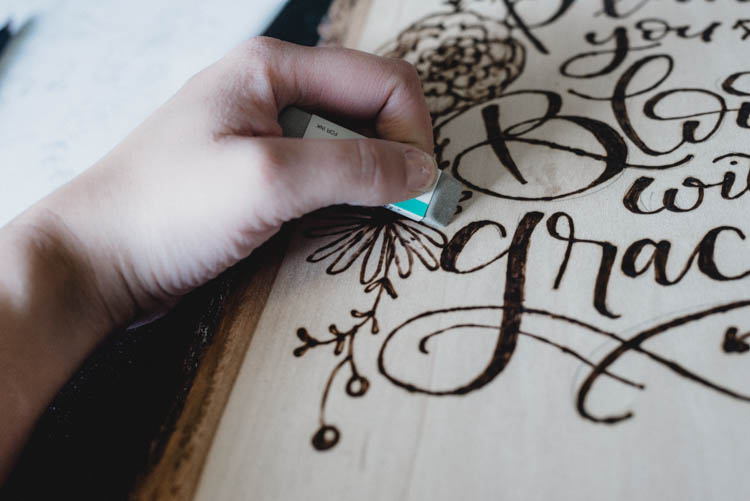 Woodburning Tips From A Beginner Lemon Thistle