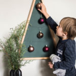 Modern DIY Ornament Holders