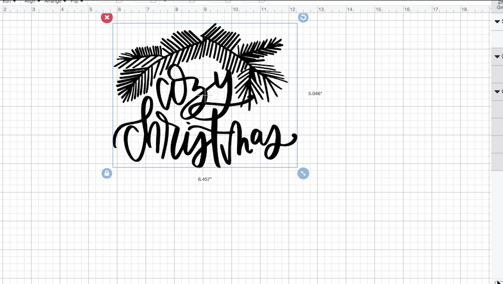 Welding SVG files together in Cricut Design Space