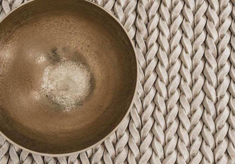 Sabla gold fruit bowl