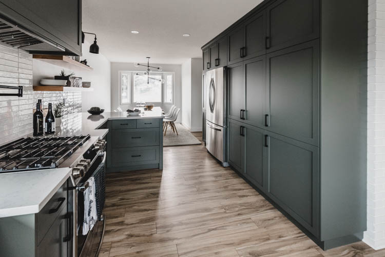 Choosing appliances for a kitchen remodel- great tips like mixing and matching and price match