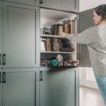 Pantry + Fridge Organization Tips