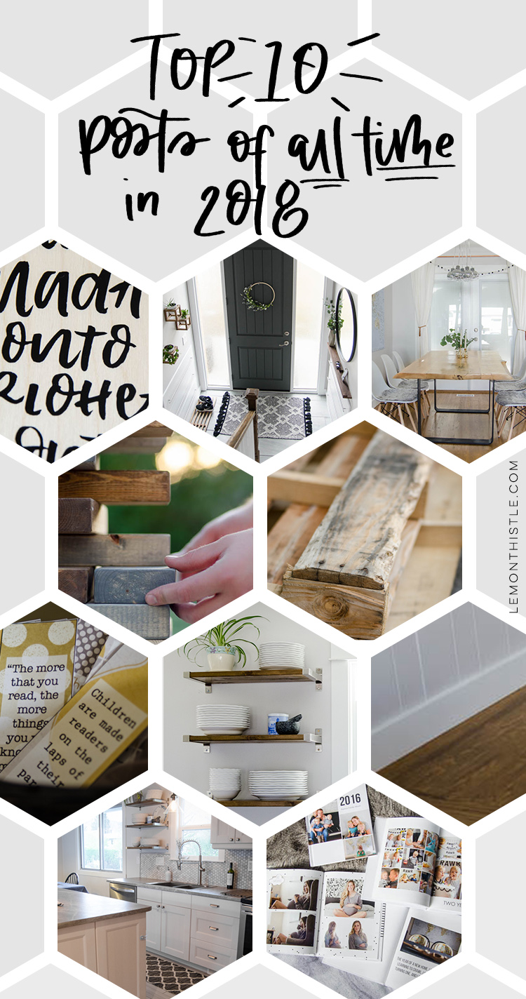 Best posts of all time on Lemon Thistle! Great DIYs and room makeovers!