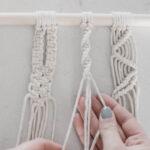 4 Basic Macrame Knots