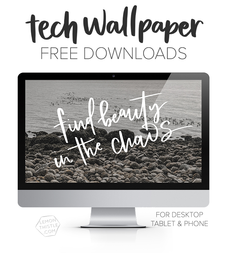 Such great tech wallpapers, new each month