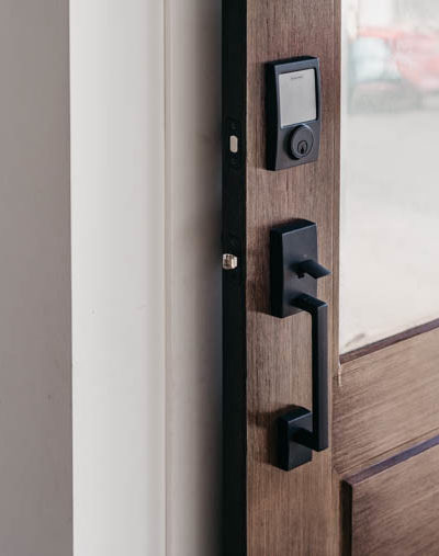 How to install a smart lock (and why we did!) video tutorial