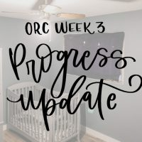 One Room Challenge week 3! The hardest, least pretty parts. What we still have left to do