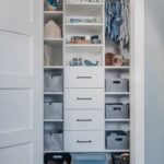 Kids Closet Organizer | How we organize a shared closet